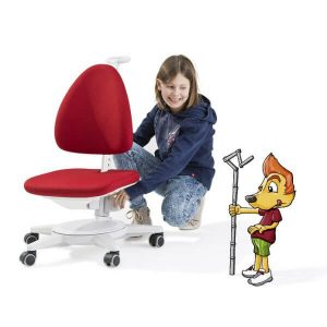 scaun rotattic reglabil copii