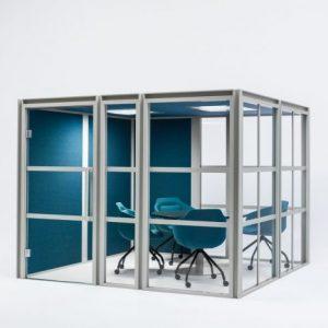 cabina birou intalnire