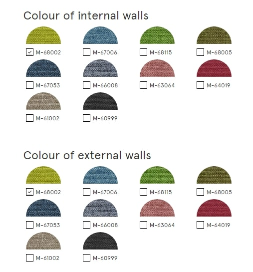 variante culoare