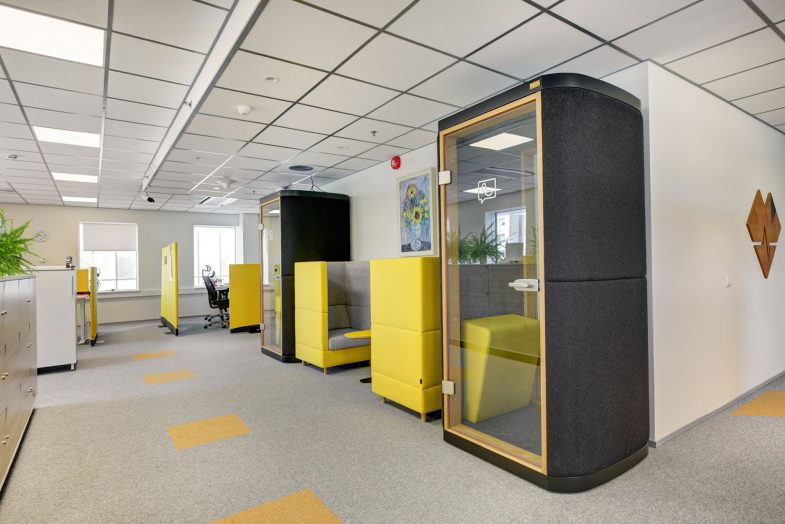 cabina acustica office eCell